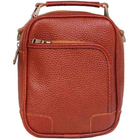 کیف دوشی چرم فلوتر امین