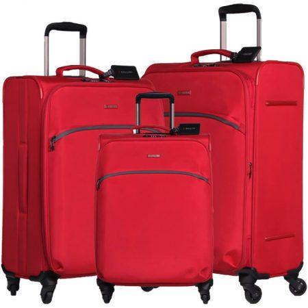 مجموعه سه عددی چمدان Cellini